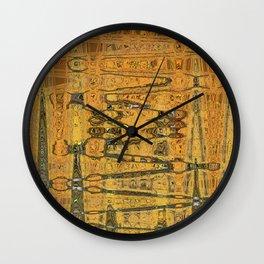 Sagrado Wall Clock
