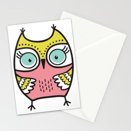 Owly Molly Stationery Cards