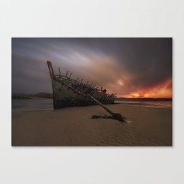 The Lost Soul Canvas Print