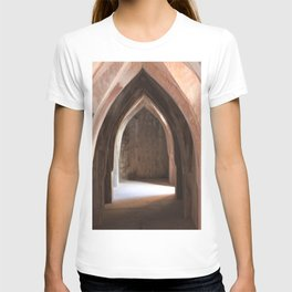 In the catacombs T-shirt