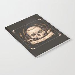 Memento Mori Notebook