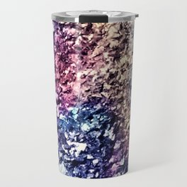 She Blinded Me With Crystal Formations Travel Mug