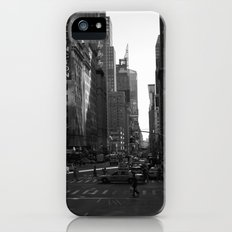 Streets of New York City Slim Case iPhone (5, 5s)