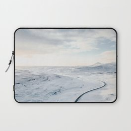 road in iceland Laptop Sleeve