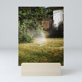 Light Sprinkles Mini Art Print
