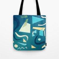 marine Tote Bags featuring marine by Carlos Castro Perez