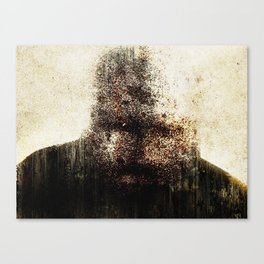 mr. self destruct Canvas Print