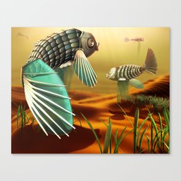 The Rainmakers Canvas Print