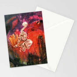 Inner City Light Stationery Cards