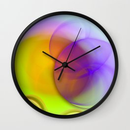 In the mood Wall Clock