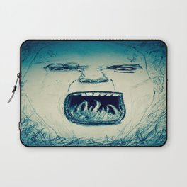 Rally Cry. Laptop Sleeve