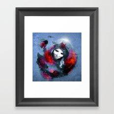 HIDDEN SECRET Framed Art Print