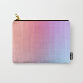 Lumen, Pink and Violet Glow Carry-All Pouch