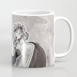 OLD HOLLYWOOD SMOKE Coffee Mug