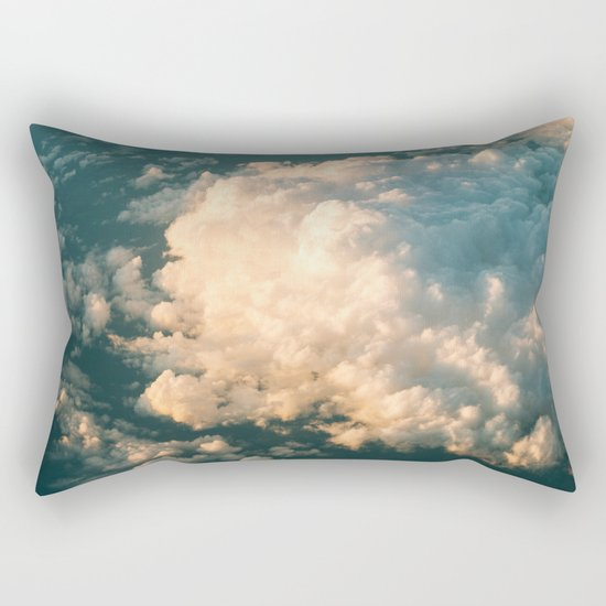 Sunset sky Rectangular Pillow