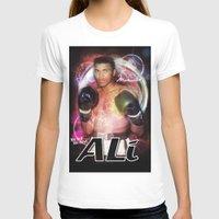 ali gulec T-shirts featuring Ali #2 by YBYG