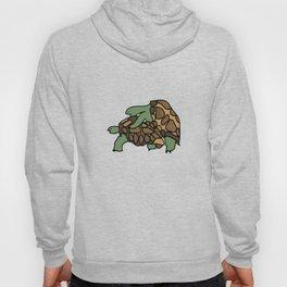 Turtle Galapagos mate love mating  Hoody