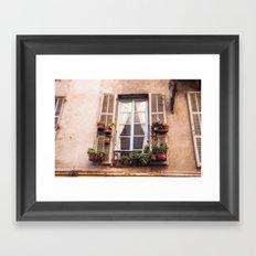 Nice France 6005 Framed Art Print