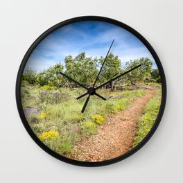 Hvar 5.1 Wall Clock