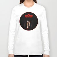 rocky horror Long Sleeve T-shirts featuring RHPS by Zombie Rust