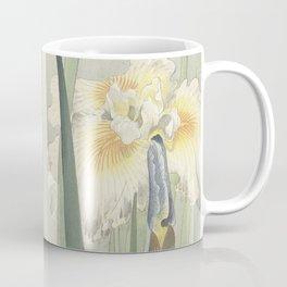 Irises - Ohara Koson (1900 - 1936) Coffee Mug