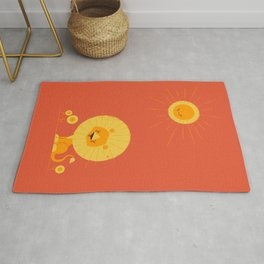 Who Loves the Sun Rug