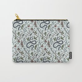 Snake in the garden Carry-All Pouch