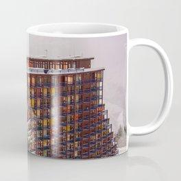 Mountain architecture colorful Coffee Mug