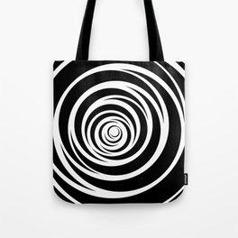 Spinnin Round Tote Bag