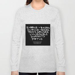 Evidence-Based Long Sleeve T-shirt