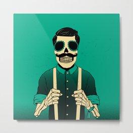 Holy Bones Metal Print