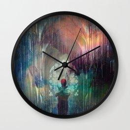 red dragon Wall Clock