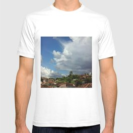 Antennas and Clouds T-shirt