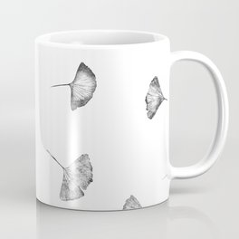 Graphic Ginkgo Coffee Mug