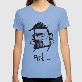 Art drawing T-shirt