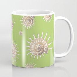 solaris on lime Coffee Mug