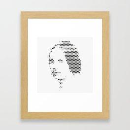 ADA LOVELACE | Legends of computing Framed Art Print