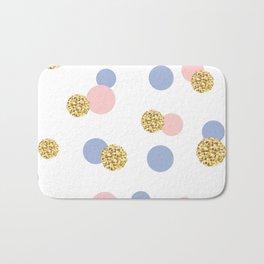 Polka Dots Bath Mat
