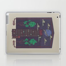 The Towering Bed and Breakfast of Unparalleled Hospitality Laptop & iPad Skin