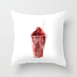 Talented Smoothie Throw Pillow