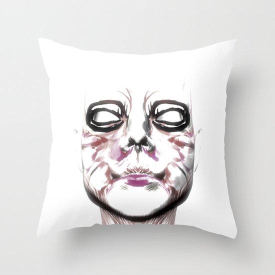 Pet Throw Pillow