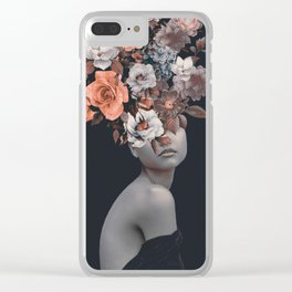 Bloom 11 Clear iPhone Case