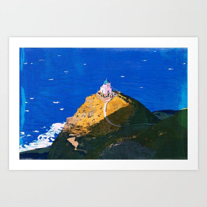 Sifnos#2 Art Print