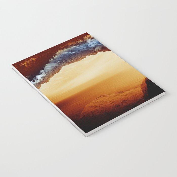 Vibrant Mountain Notebook