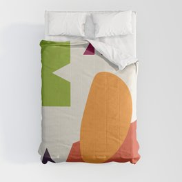 Abstract No.11 Comforters