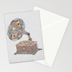 SEEING SOUND Stationery Cards