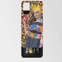 Fierce Frida Android Card Case