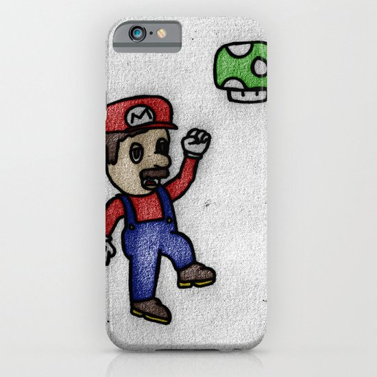 OMG MARIO iPhone & iPod Case