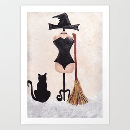 Simply Bewitching Art Print