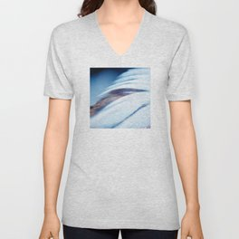 Whispers of a Feather Wing Unisex V-Neck